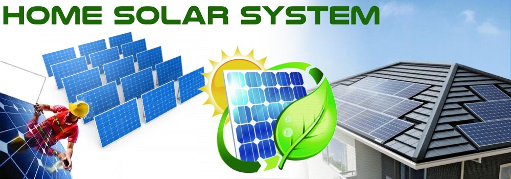 Home Solar System Kerala Residential Solar Systems