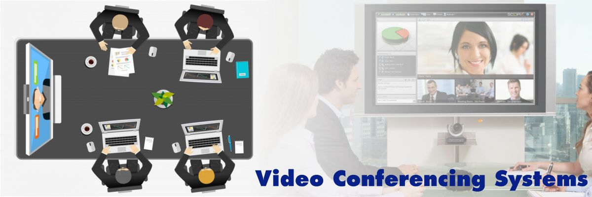 Video Conferencing Systems Dubai